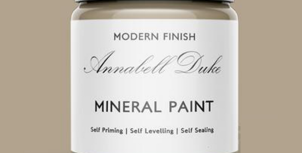 HESSIAN- ANNABELL DUKE MINERAL PAINT