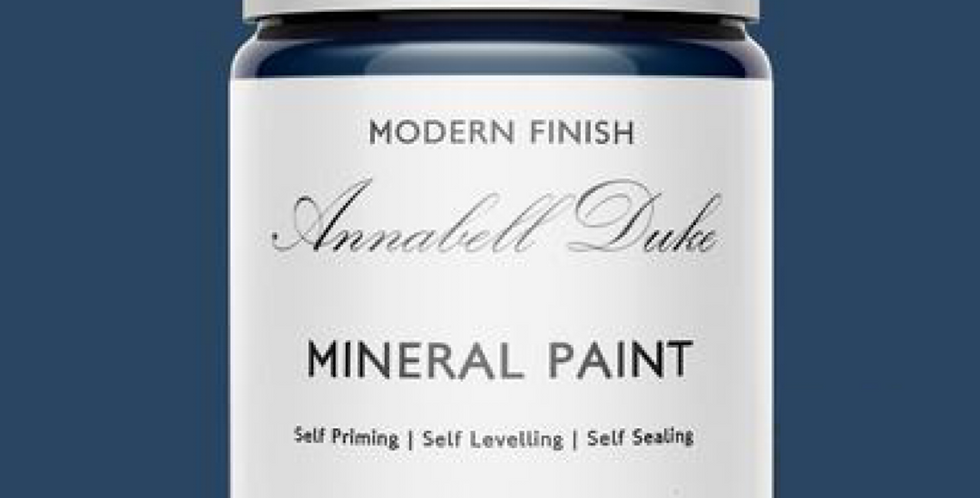 PRUSSIAN BLUE - ANNABELL DUKE MINERAL PAINT