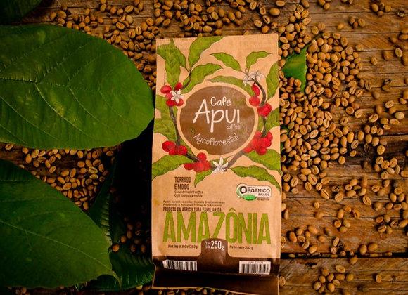 Café Agroflorestal Apuí Orgânico 250g