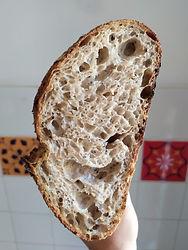 Pão integral multigrãos 700g