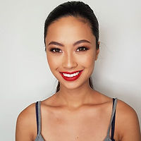 Makeup inspired by _patrickstarrr who wa