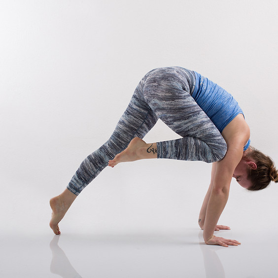 Yoga for Strength 4-part course  (In-Person)