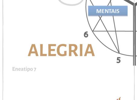 Eneatipo 7 - Alegria