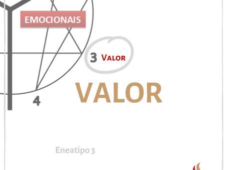Eneatipo 3 - Valor pessoal