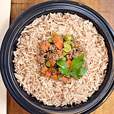 Rice (serves 10-12)