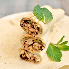 Chicken Shawarma Wrap (serves 10-12)
