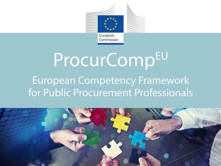 ProcurCompEU - European Competency Framework for Public Procurement Professionals