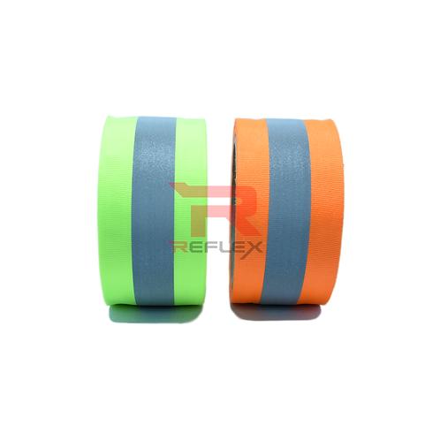 แถบผ้าสะท้อนแสงฟลูออเรสเซ้นต์ชนิดหนา REFLEX® RT-WB4003