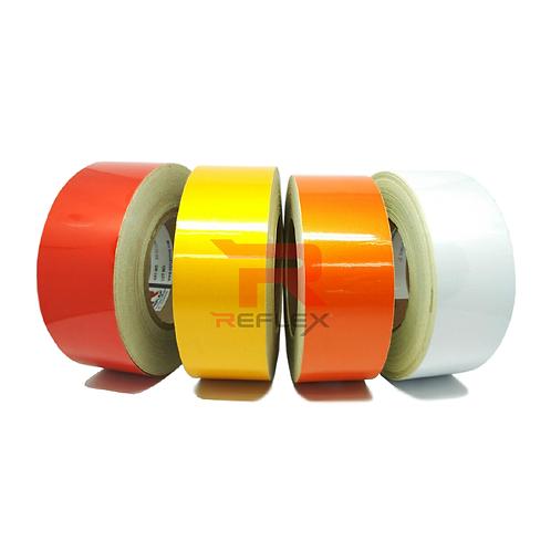 สติ๊กเกอร์สะท้อนแสงผิวเรียบ REFLEX® RS-S111