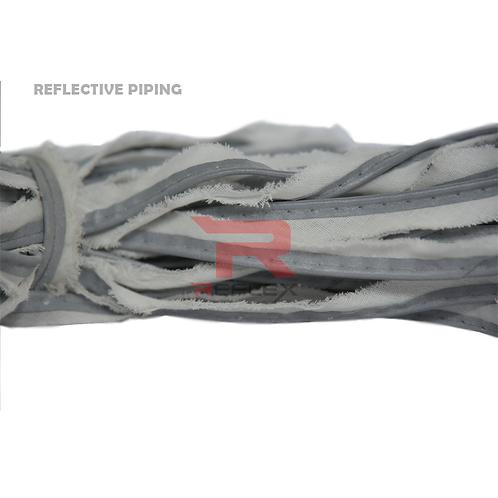 กุ้นสะท้อนแสงสำหรับเย็บติดเสื้อผ้าแฟชั่น REFLEX® RT-P001