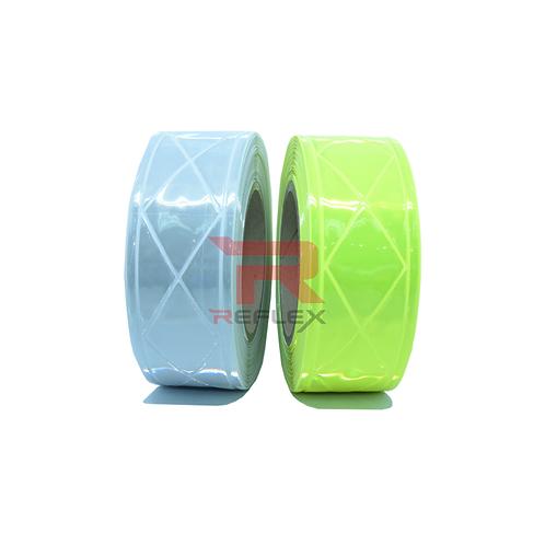 แถบพีวีซีสะท้อนแสงชนิดนิ่ม REFLEX® RT-E204