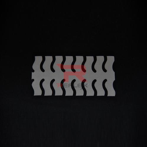 เเถบฟิล์มรีดสะท้อนแสงชนิดไม่ยืด REFLEX® RT-SM04