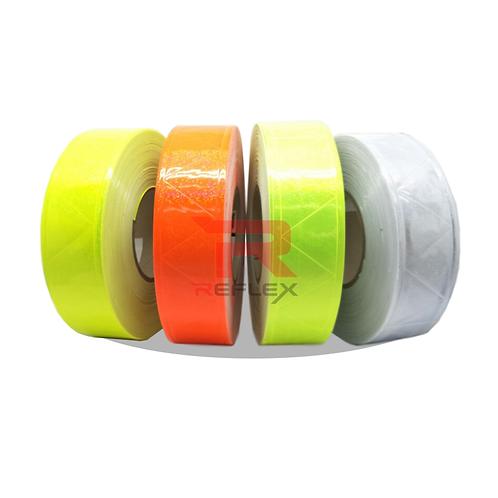 แถบพีวีซีสะท้อนแสงบาง REFLEX® RT-E702