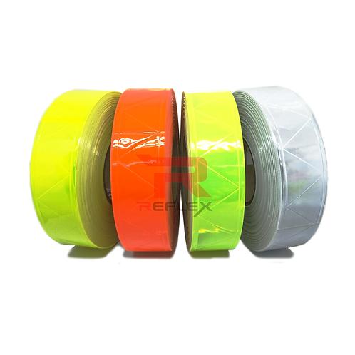 แถบพีวีซีสะท้อนแสงชนิดเเข็ง REFLEX® RT-E302