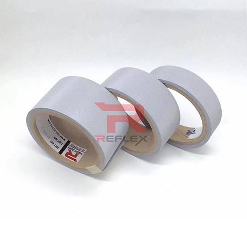 แถบผ้าสะท้อนแสงสีเงิน REFLEX® RT-A001