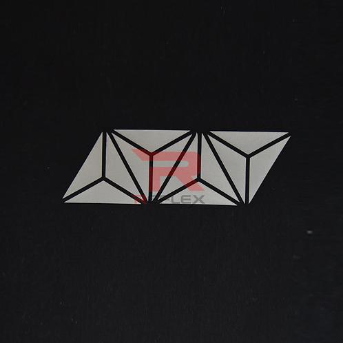 เเถบฟิล์มรีดสะท้อนแสงชนิดไม่ยืด REFLEX® RT-SM08