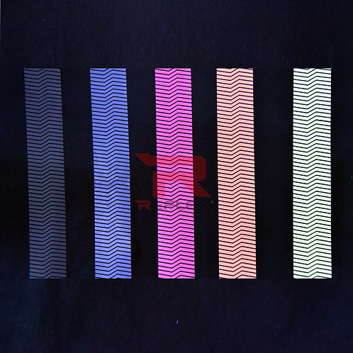 เเถบฟิล์มรีดสะท้อนแสงสำหรับผ้ายืด REFLEX® RT-D500