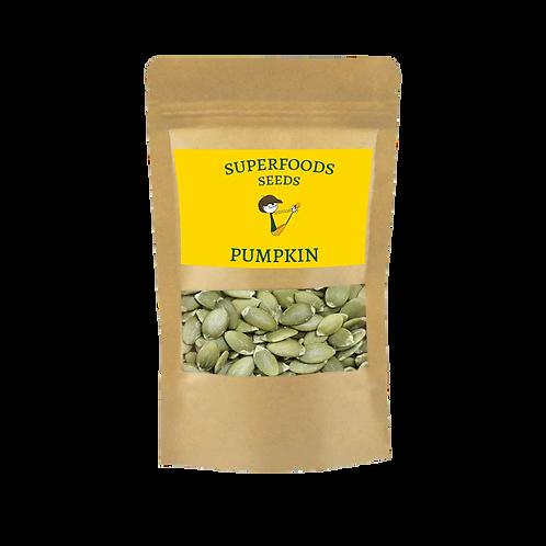 Bag of herbs Roasted Pumpkin Seeds