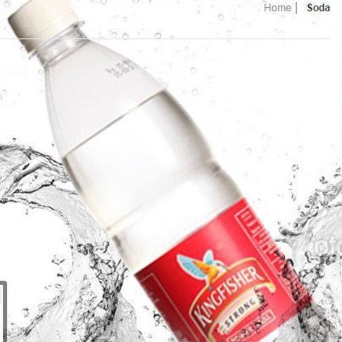 Kingfisher Power Soda