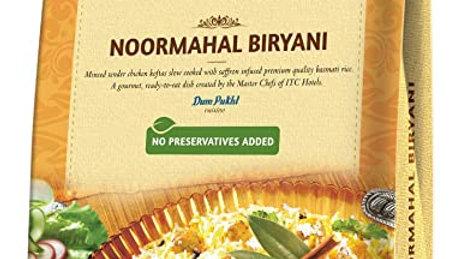 Kitchen of India Noormahal Biryani250gm