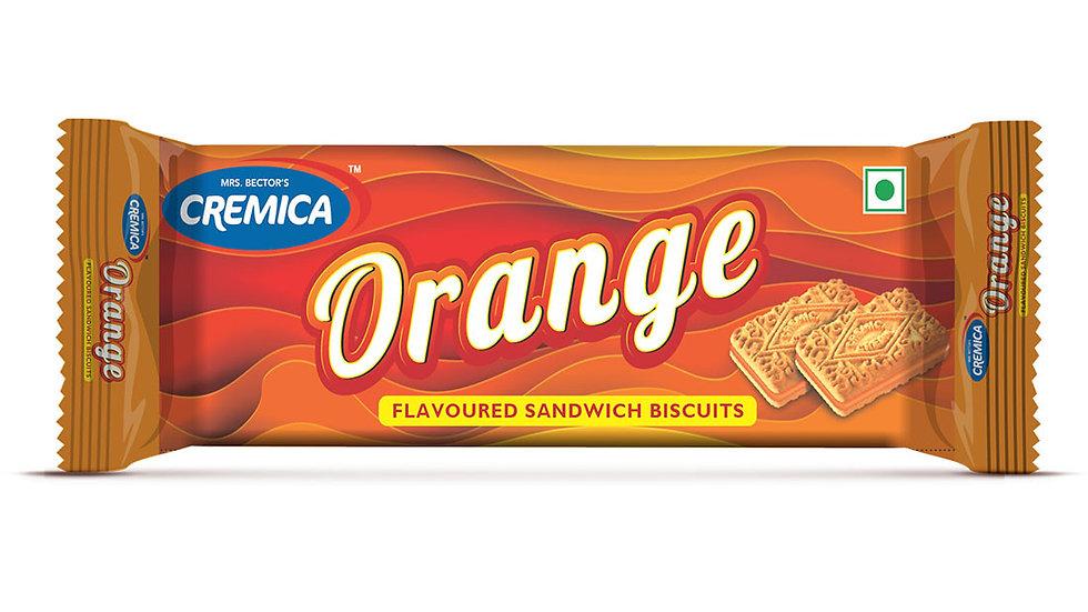 Cremica Orange Biscuits75gm