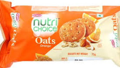 Nutrichoice Biscuit Oats -Orange75gm
