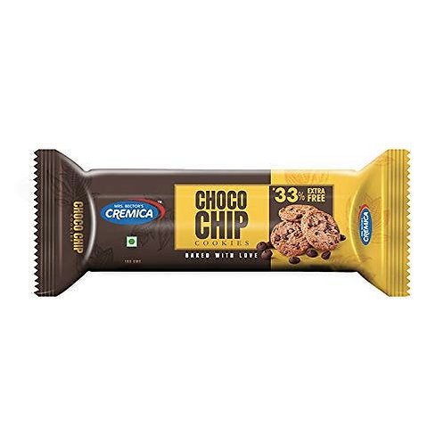 Cremica Chocochip Cookies