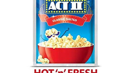 Act 2 Popcorn33gm