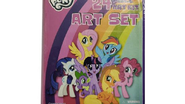 RedRidge 24 Piece Art Kit Art Set 1 PC