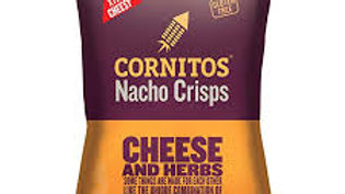 Cornitos Nachos - Cheese and Herbs30gm