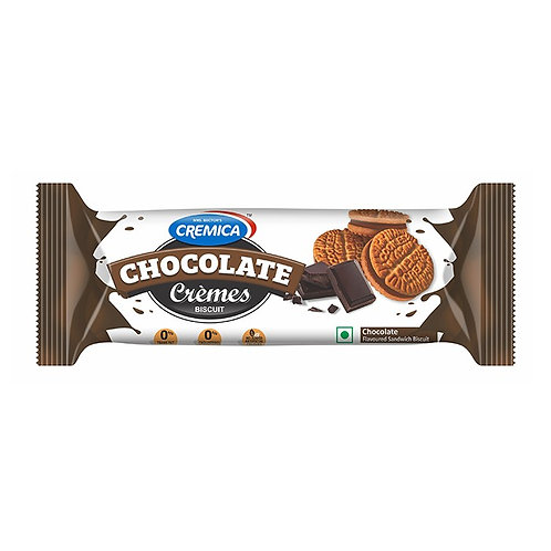 Cremica Chocolate Biscuits Pack of 6