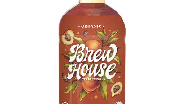 Brew House Organic Classic Peach Ice tea300ml