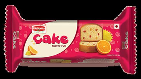 Britannia Fruity fun cake55gm