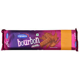 Cremica Bourbon Biscuits - Pack of 6