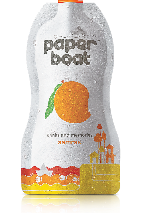 Paper Boat Aamras