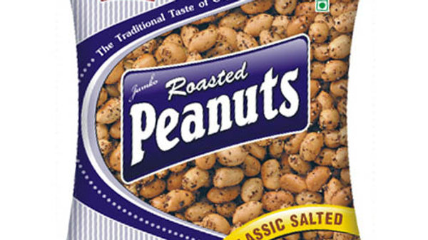 Jabsons Foods Peanuts - Hand Roasted150gm