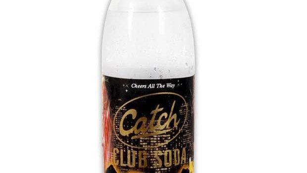 Catch Club Soda750ml