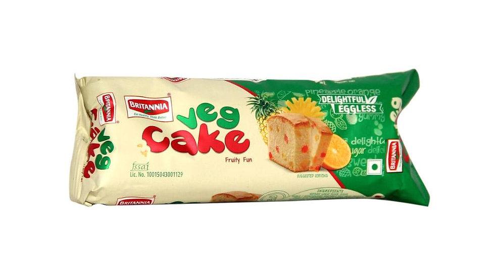 Britannia Cake Veg Fruity Fun70gm
