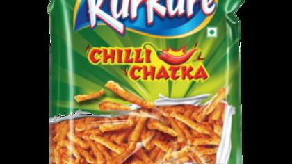 Kurkure Chilli chataka40gm