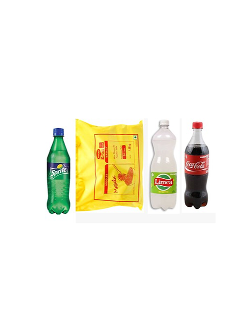 Maggi Noodles-Pack of 24 +Limca +Coke + Sprite