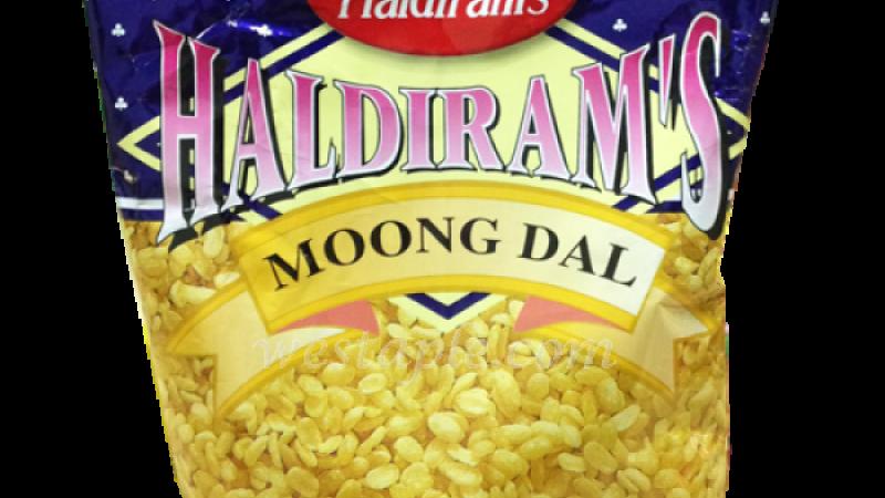 Haldiram Moong dal38gm