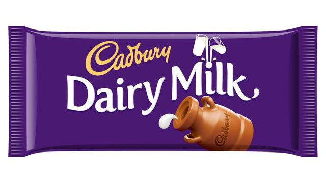 Cadbury Dairy Milk100gm