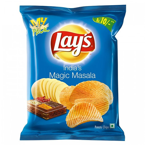 Lays Indian Magic Masala (pack of 6)