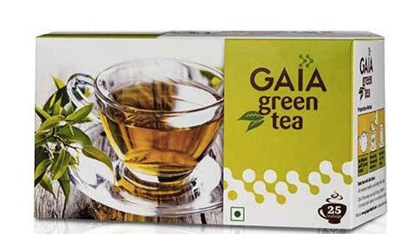 Gaia Green Tea 50 GM