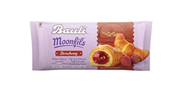 Bauli Moonfils Strawberry47gm