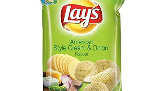 Lays American Style Cream and Onion52gm
