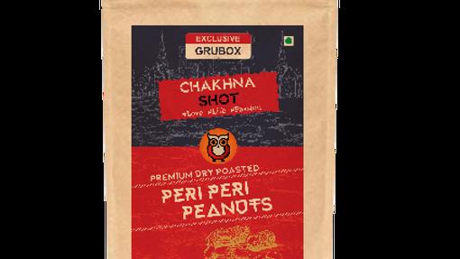 Chakhana Shot Peri Peri Peanuts50gm