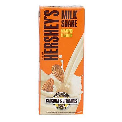 Hersheys Milk Shake- Almond