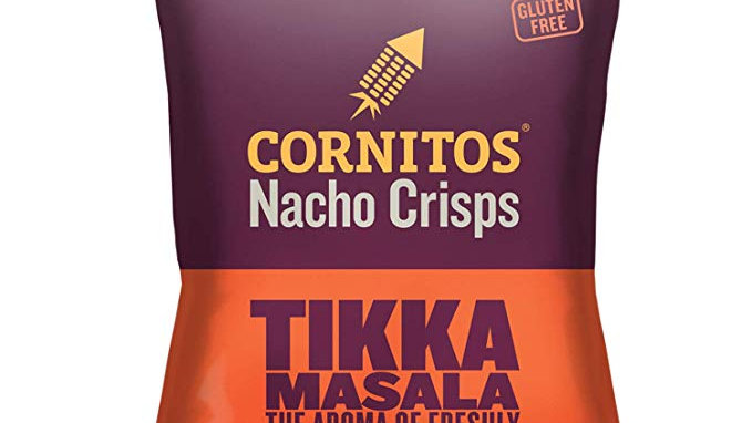 Cornitos Nachos - Tikka Masala30gm