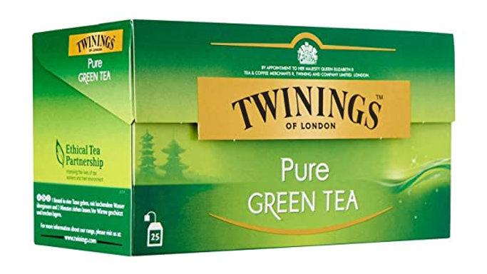 Twinings green tea Lemon & Honey 25 PC